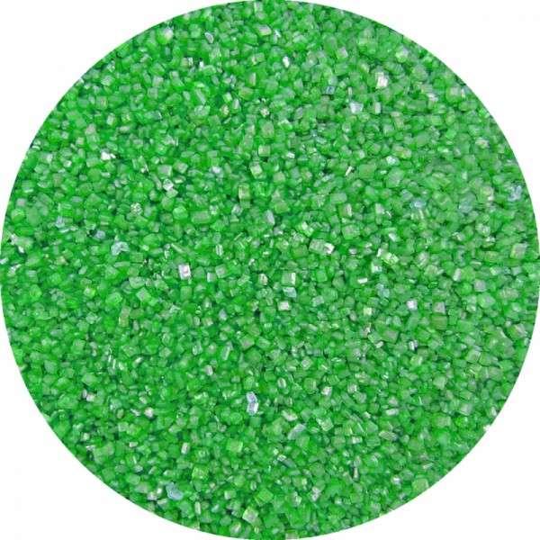 Kristallzucker grün 60g