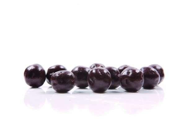 Crispies mit Zartbitterschokolade überzogen ca.10mm 70g