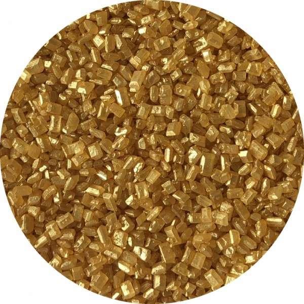 Kristallzucker gold 60g