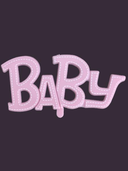 Babypicker Rosa