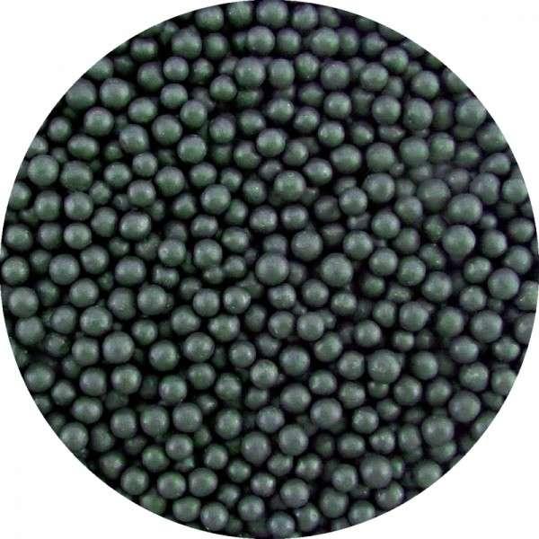 Zuckerperlen Schwarz 4mm 60g