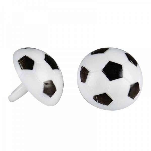 Fußball-Ring, 6 Stück