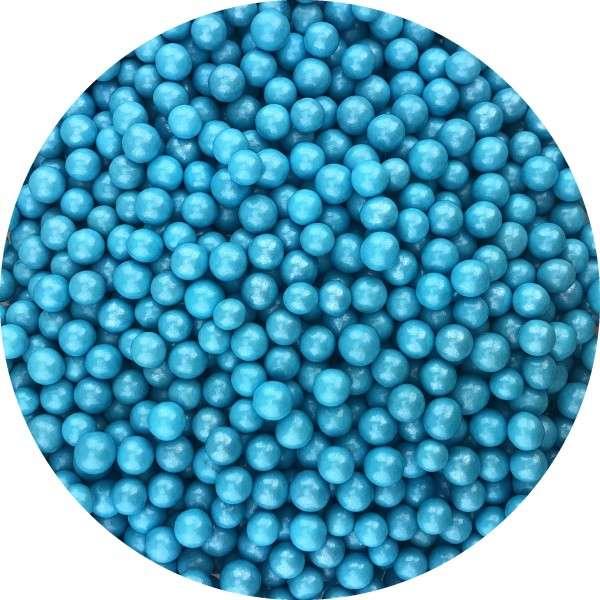 Chocoperlen blau