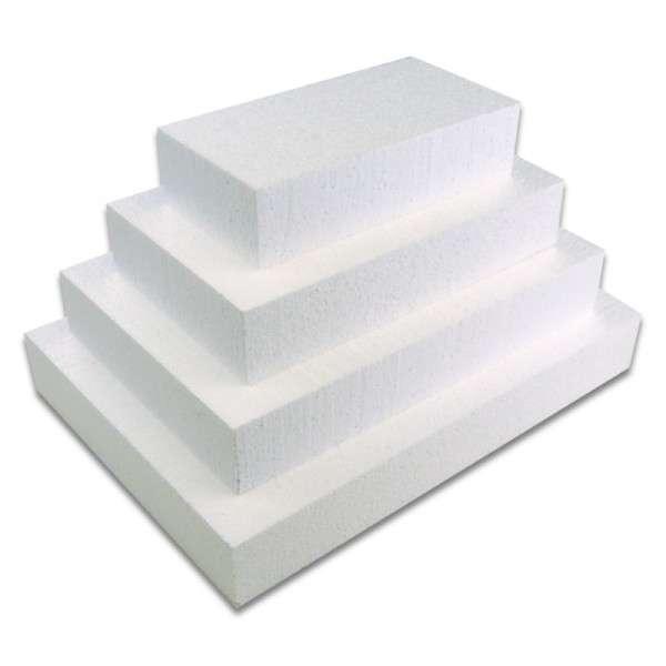 Tortendummy, 4 Ebenen, 250 x 330 x 80 mm