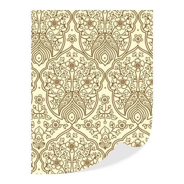 Schokoladendekoration Orientalische Muster