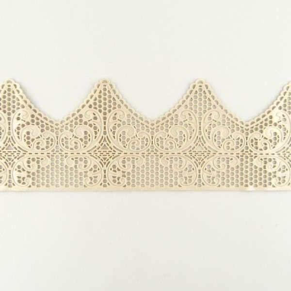 "Sweet lace-perlmutt ""Spitzenband"" 38x7,5cm essbare Spitze -fertig zum Gebrauch"