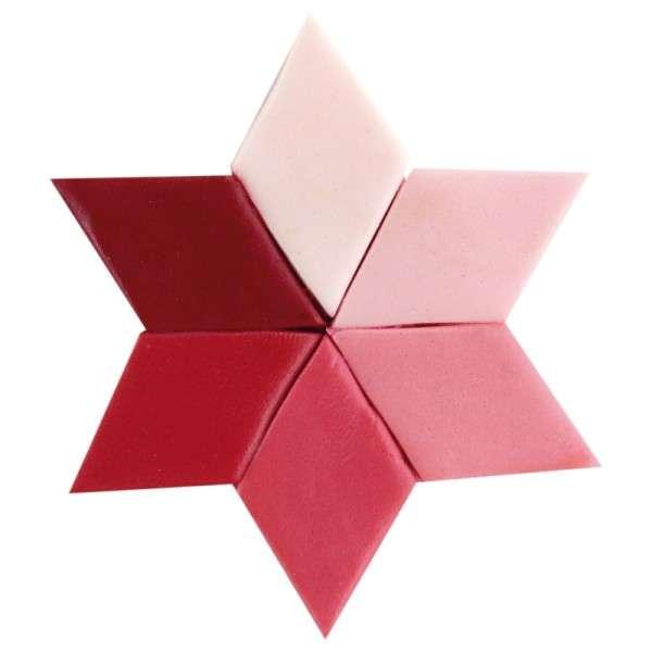 Gelfarbe Pastenfarbe Sugarflair Ruby-Rubin 25g