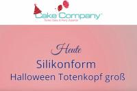 Silikonform Totenkopf