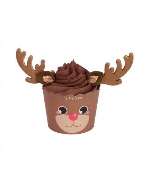 Cup Kit Rudolph Reindeer