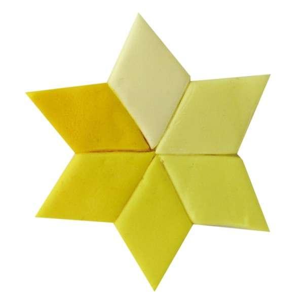 Gelfarbe Pastenfarbe Sugarflair Primrose-Zartgelb 25g