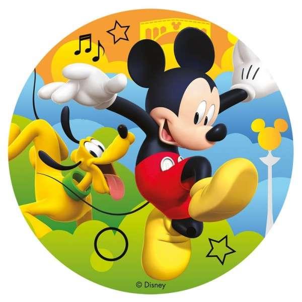 Tortenaufleger Mickey Mouse