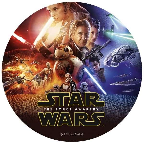 Star Wars Tortenaufleger