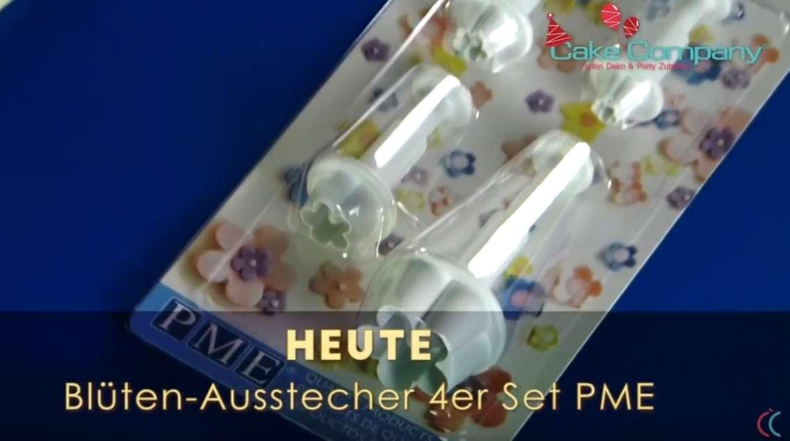 Blüten-Ausstecher PME-FB-550