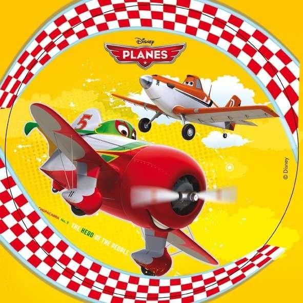 """Planes """"Dusty und El Chupacabra"""" 20 cm 1 Stück Esspapieraufleger"""
