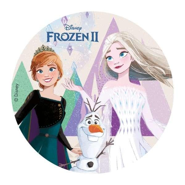 Zuckeraufleger Frozen