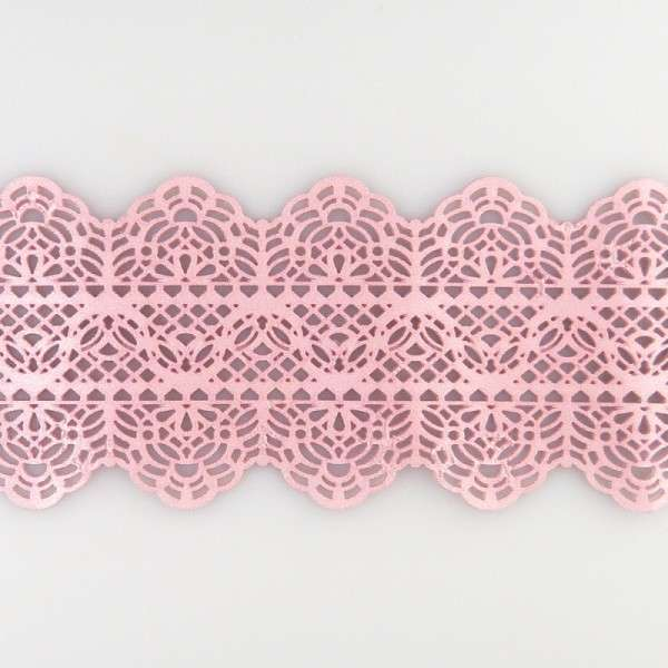Essbare Spitze Sweet Lace in Rosa