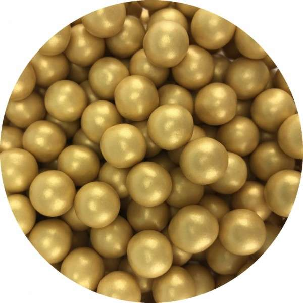 Chocoballs pearl Gold 130g