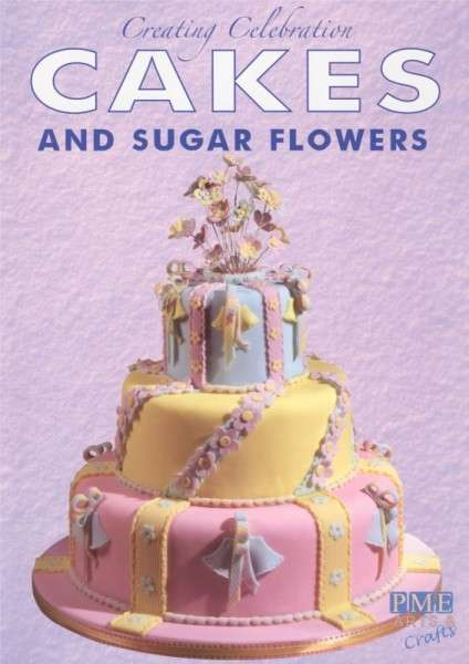 """Buch \""""Cakes and Sugar Flowers\"""""""