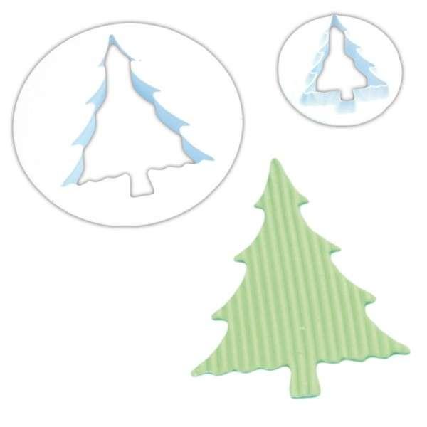 Weihnachtsbaumausstecher 3-teilig