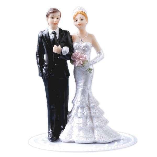Hochzeit Brautpaar klassisch