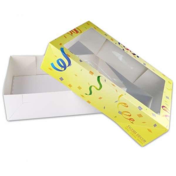Tortenkarton groß 1 Stueck