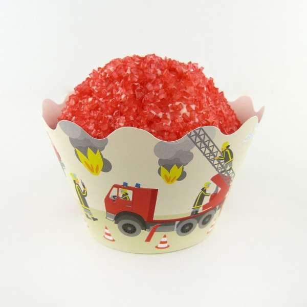 Cupcake Feuerwehr