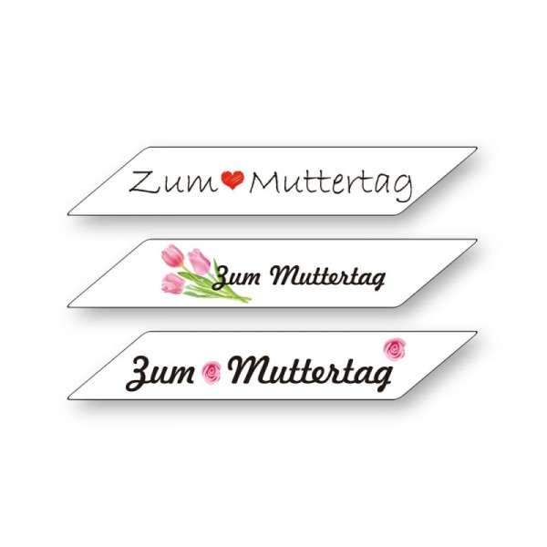 """Tortenaufleger Schriftzüge """"Muttertag"""""""