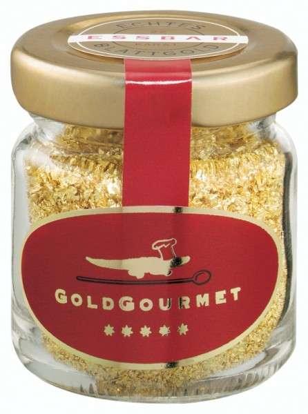 Goldpulver 300 mg 22 Karat