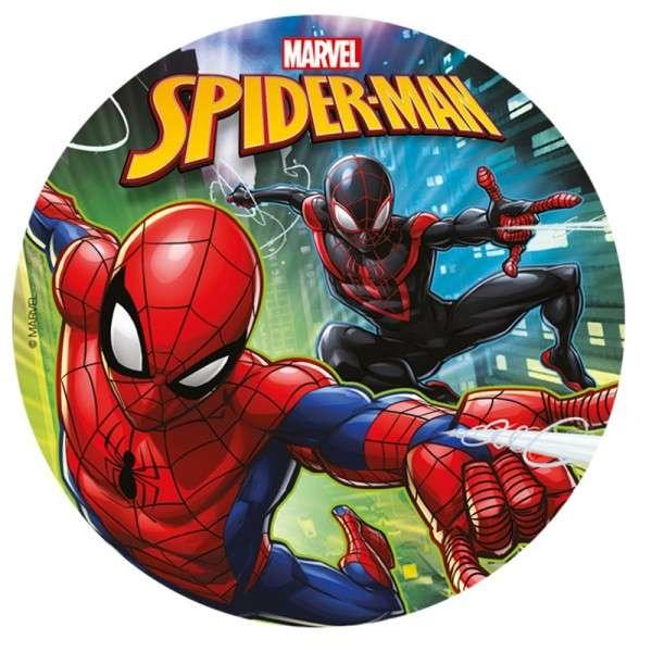 Spiderman Zuckeraufleger