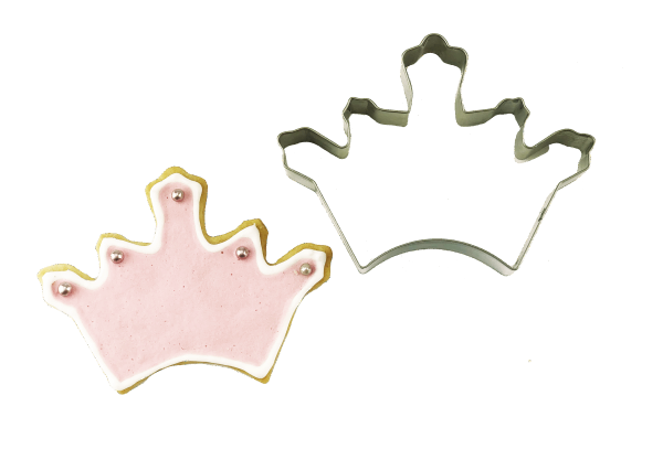 Keksausstecher Krone