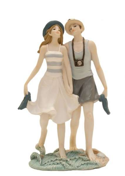 """Brautpaar """"Flitterwochen am Meer"""""""