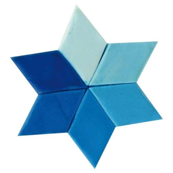 Gelfarbe Pastenfarbe Sugarflair Ice Blue-Eis Blau 25g
