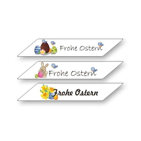 """Zuckeraufleger Schriftzüge """"Ostern"""""""