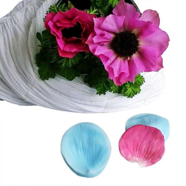 "Veiner ""Anemone Blütenblatt"" (Anemone, petal) ca.4,5 x 5 cm"