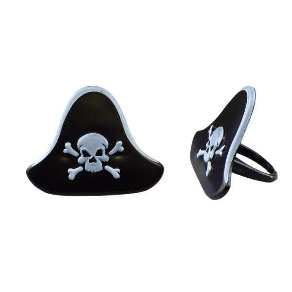 Piratenhut Ring