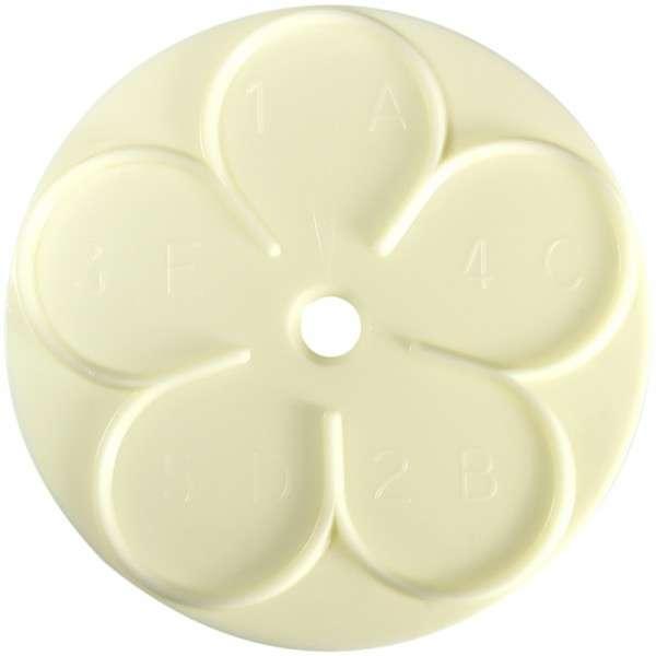 JEM Ausstecher Rose 5 Blatt 110 mm