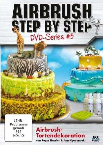 Airbrush DVD Step by Step